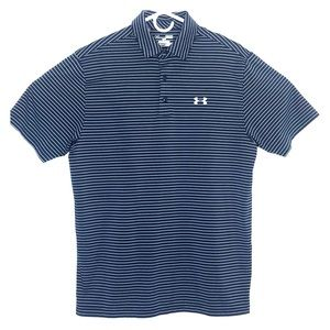 Under armor men's golf shirt